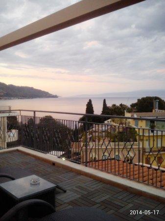 Villa Esperia : vista