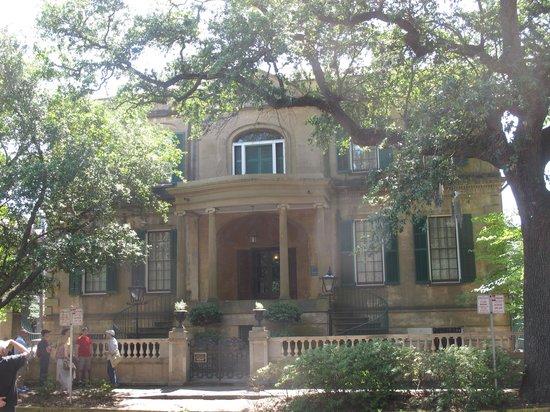 Architectural Tours of Savannah : Historical Savannah