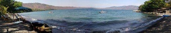 Laguna de Apoyo: Mejor lugar no hay para nadar y disfrutar