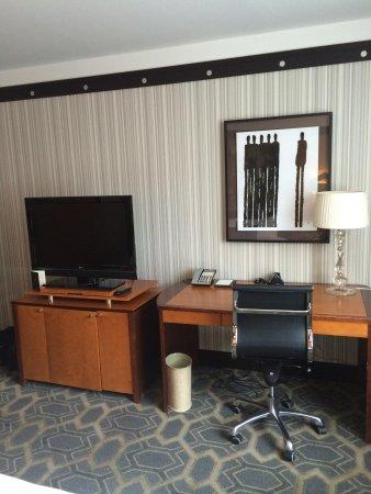 Sofitel Philadelphia: Our Room