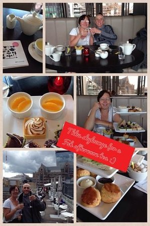 Skylounge : my picture collage thku :)