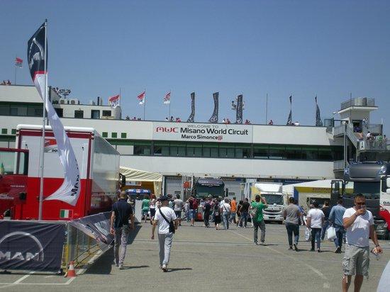 Misano Circuit : Weekend del camionista 2014