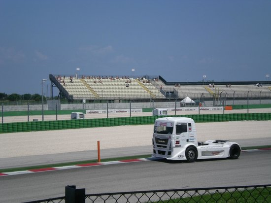 Misano Circuit : Race trucks 2014