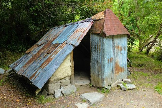 Arrowtown Chinese Settlement : Peasant farmer's hut