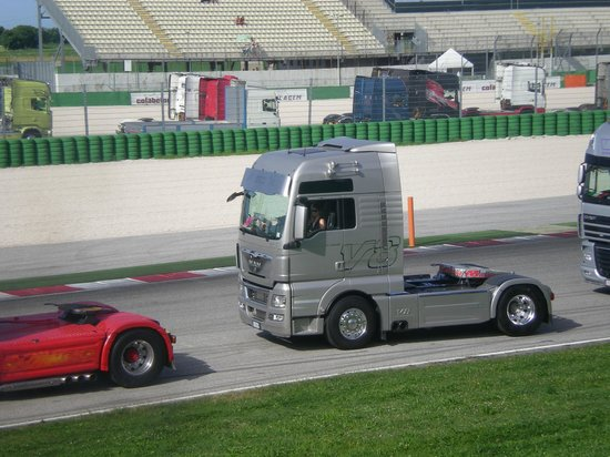 Misano Circuit : Giro di pista!!