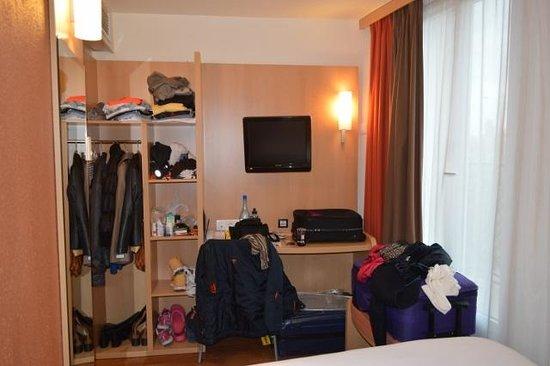 Ibis Paris Sacré Coeur 18eme: quarto