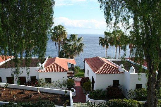 Hotel Jardin Tecina : Blick auf's Meer