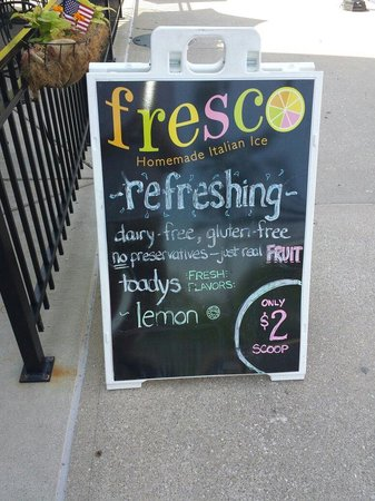 Fresco Italian Sandwich Shop