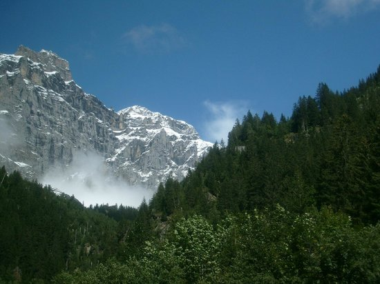 Gadmen, Switzerland: Sustenpass