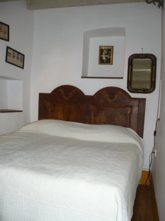Casa Garzotto: Bedroom on 2nd floor