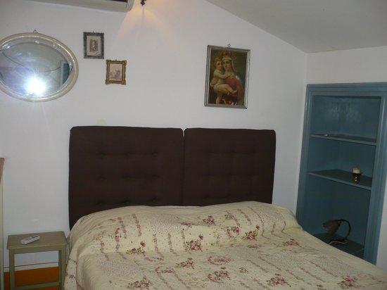 Casa Garzotto : Bedroom on 3rd floor