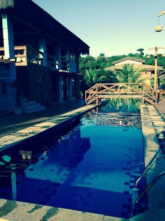 Ecoporan Hotel Charme Spa & Eventos : São 3 piscinas