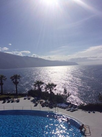 Monte Mar Palace : pool view