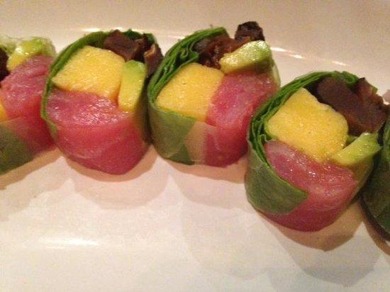 Kokoro Steaks Sushi & Martini Bar: new creation!