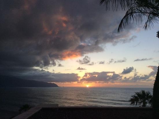 Monte Mar Palace : sunset
