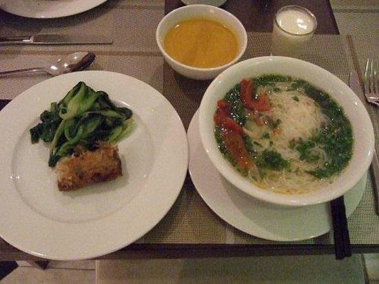 Gondola Hotel : 朝食
