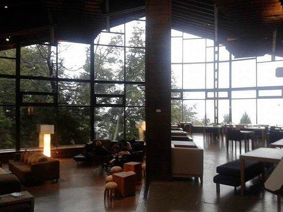 Design Suites Bariloche: Comedor