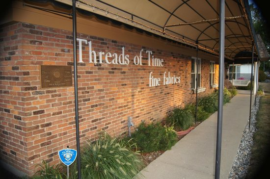 Danville, IL: Threads of Time