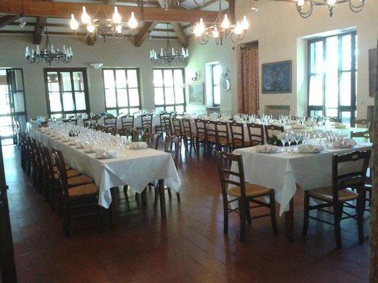 Locanda di Carsulae: Sala banchetti