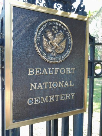 Beaufort National Cemetery: Memorial Day Visit