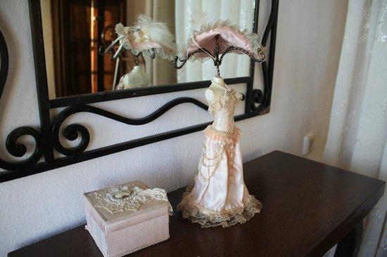 Afroessa Hotel: Los detalles de Ioanna
