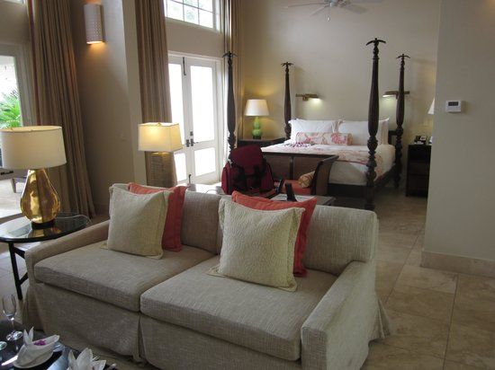 Jumby Bay, A Rosewood Resort: suite