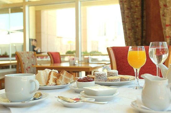 Lucania Palazzo Hotel: Breakfast included on the rate