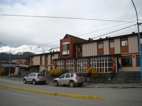 Hostal Del Bosque Apart Hotel : Hotel Del Bosque