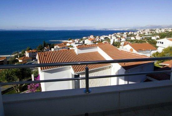 Apartments Maja: view