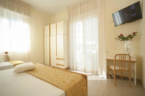 Hotel Romagna: camera