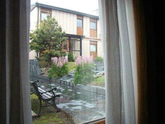 Hostal Del Bosque Apart Hotel: vista do apartamento
