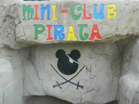 Hotel Los Patos Park : zona niños