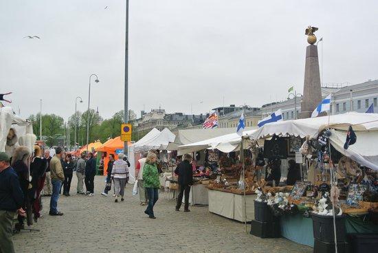 Kauppatori (Piazza del Mercato)