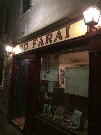 Osteria Ai Do Farai: вот этот замечательный ресторан !