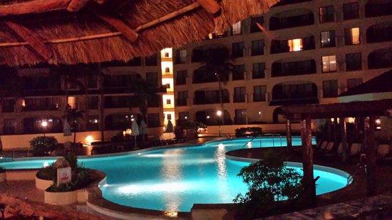 Emporio Hotel & Suites Cancún: Hermosa vista