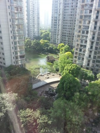 Zhongbang Hotel: View from room