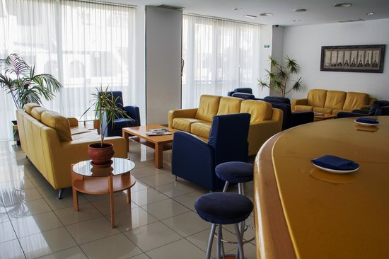 Hotel Lodomar Spa & Talasoterapia: Bar Cafetería