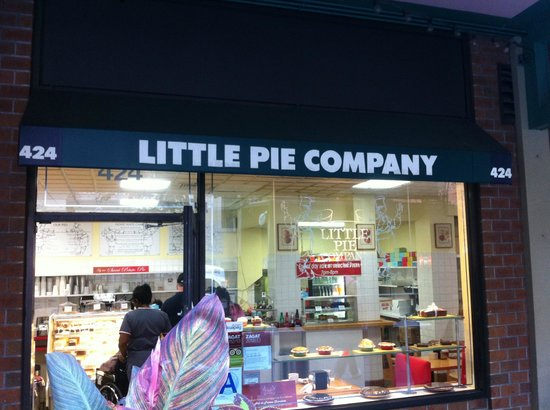 Photo of American Restaurant Little Pie Company at 424 W 43rd St, New York, NY 10036, United States