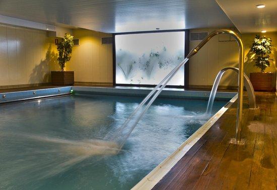 Hotel Lodomar Spa & Talasoterapia: Piscina Salada SPA