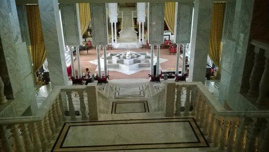 Hotel Le Royal Hammamet: Hall