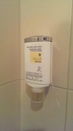 Rocca al Mare: Dispenser soap - don't like
