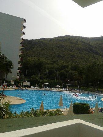Apartamentos Siesta I: nice pool