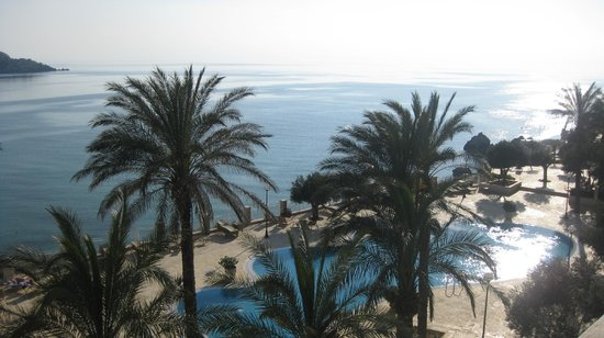 Radisson Blu Resort & Spa, Malta Golden Sands: room view