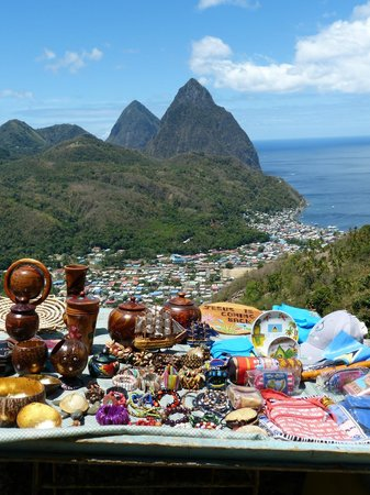 Cosol Tours: The Pitons