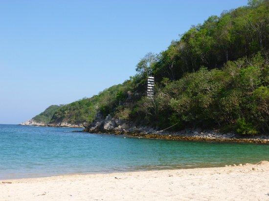 Santa Cruz Bay : Una playa hermosa!
