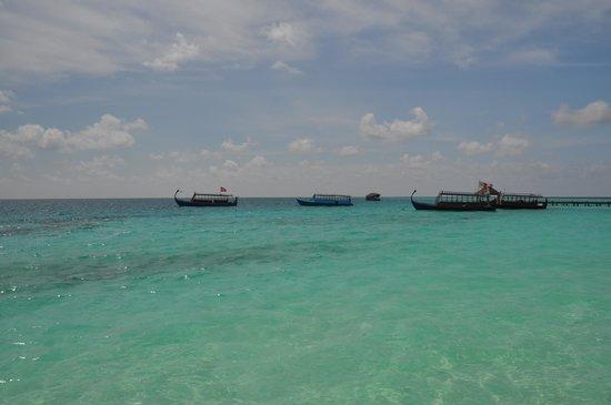 VOI Maayafushi Resort: Wow