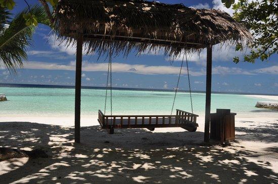 VOI Maayafushi Resort: Enjoy the silence