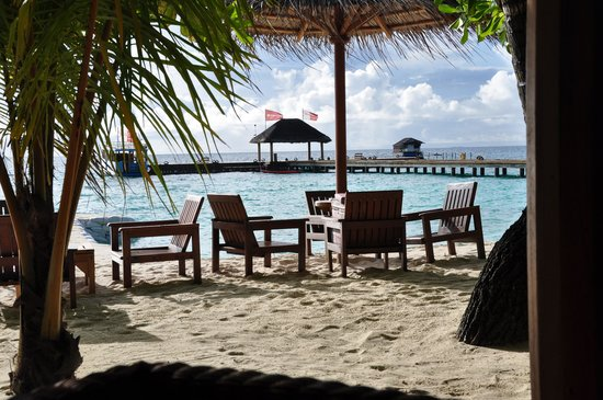 VOI Maayafushi Resort: Tagesausklang