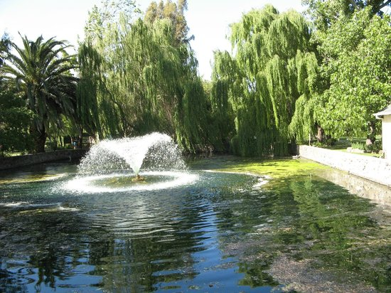 Extranomical Tours : Grounds of one of the wineries we visited
