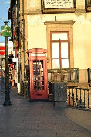 Pestana Vintage Porto : Cerca del hotel.